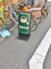 ポッポCafe_看板