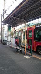 「浅草二丁目」バス停留所