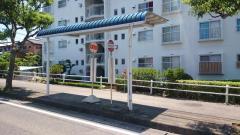 「神池台」バス停留所