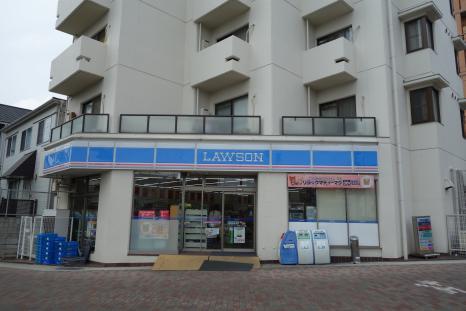 ローソン 岡本3丁目店_施設外観