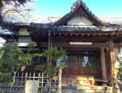 宗願寺(古川御坊)