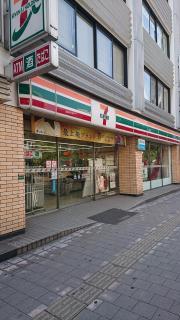 セブンイレブン 福岡天神3丁目店_施設外観