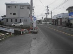 「浅川農協前」バス停留所