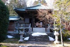 青峰山根香寺(第82番札所)
