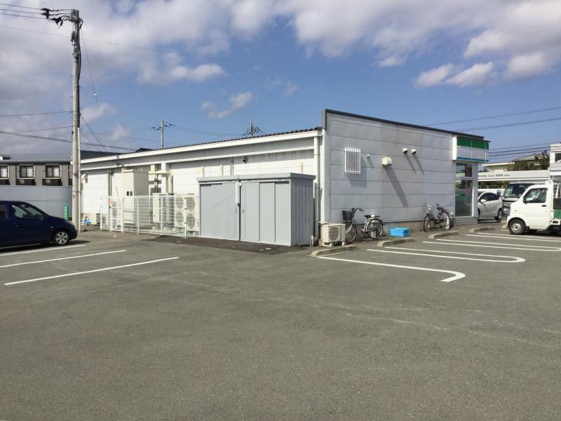 ファミリーマート 北島町東中道店_施設外観