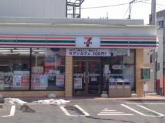 セブンイレブン駒羽根店
