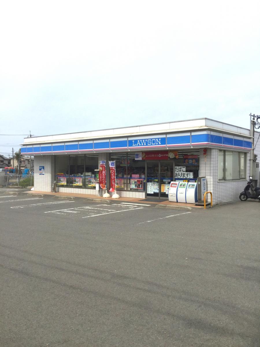 ローソン 和歌山北島店_施設外観
