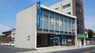 筑波銀行小山支店