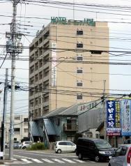 ホテルシーラックパル宇都宮