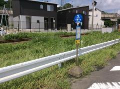 「千歳ケ丘」バス停留所