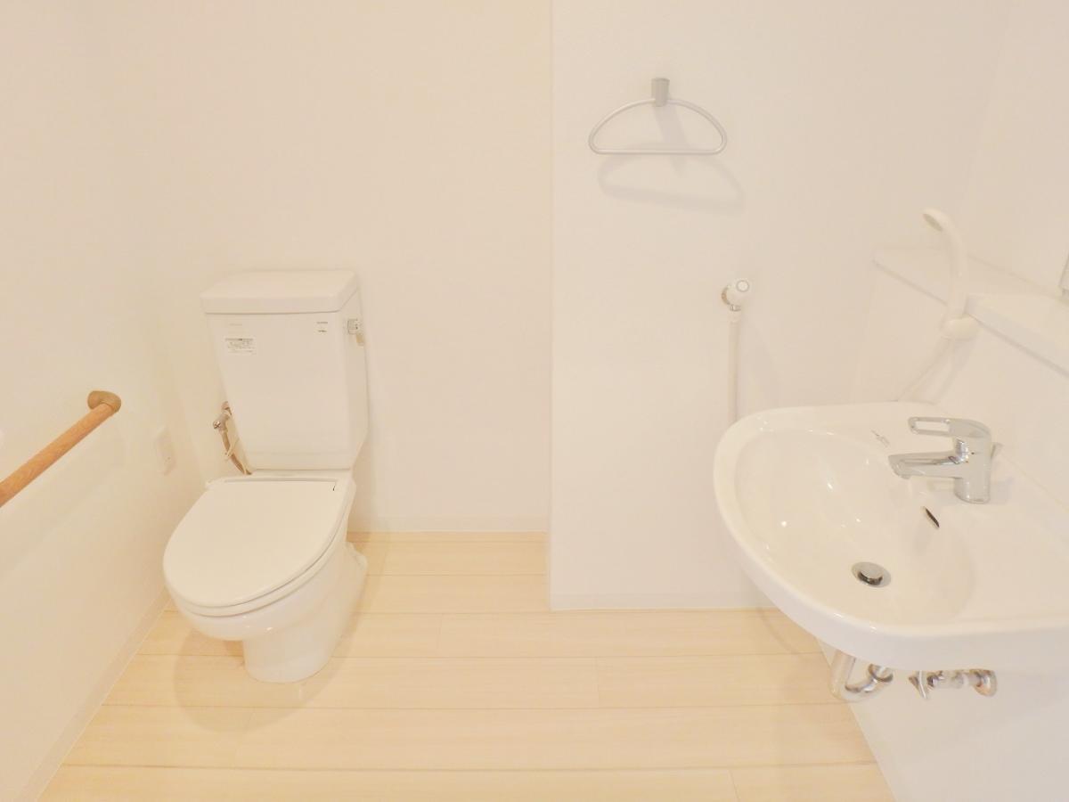 居室 トイレ