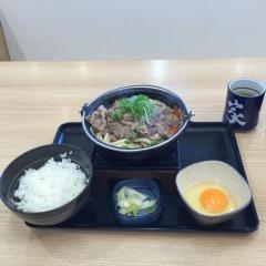 吉野家武蔵村山店