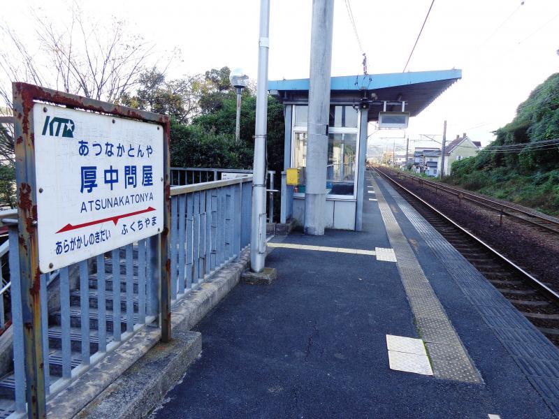 京都丹後鉄道宮福線福知山市民病...