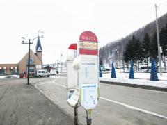 「レースイリゾート」バス停留所