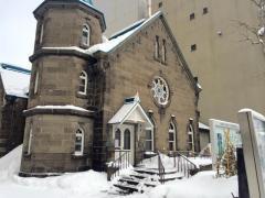 日本キリスト教団 札幌教会