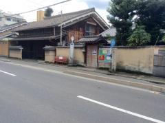 「藤ノ森」バス停留所