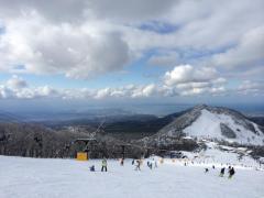 大山中の原スキー場