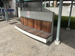 「河原(姫路市)」バス停留所
