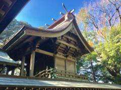 愛宕花園神社