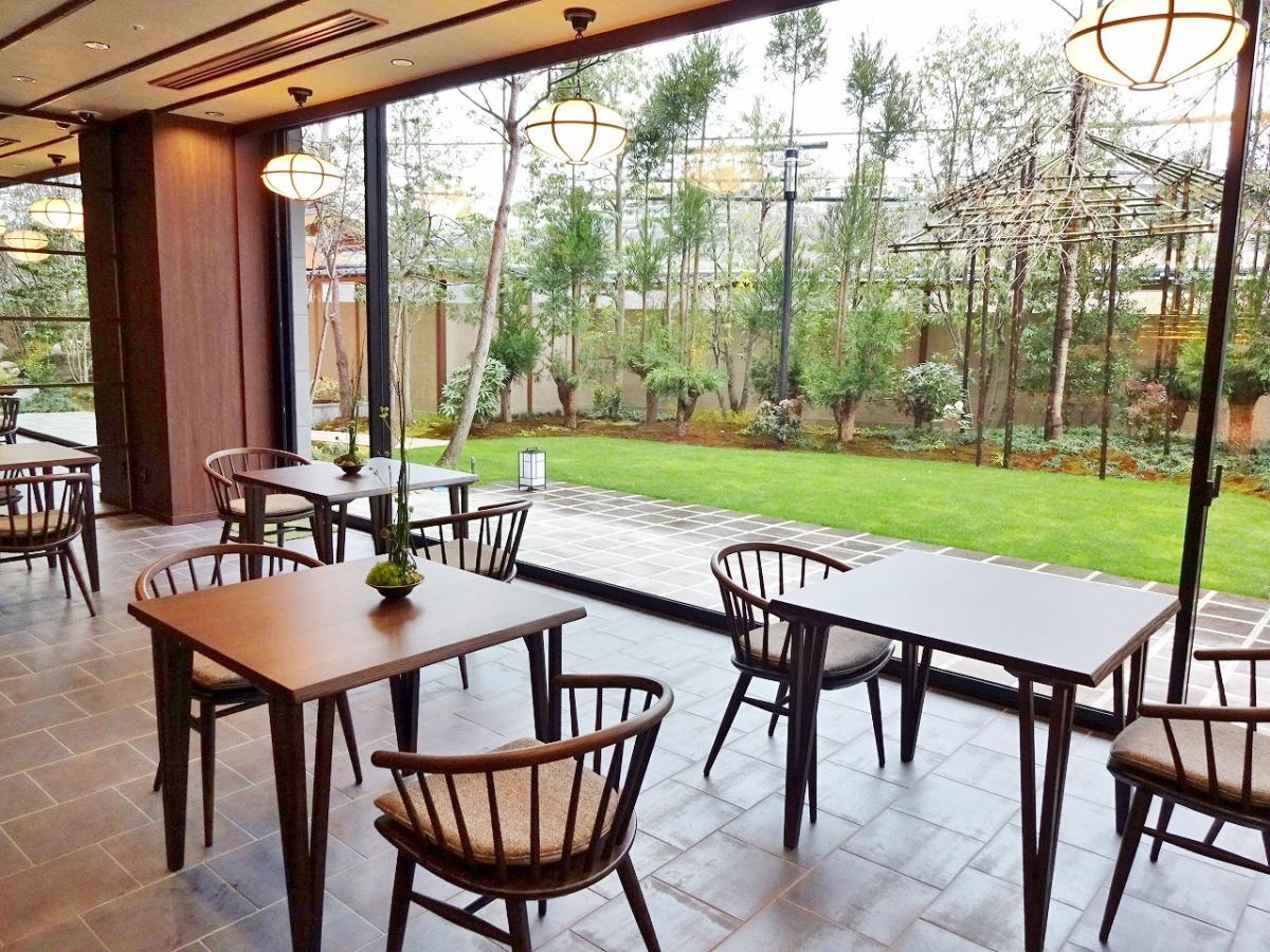 喫茶スペース