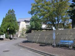 「歴史民俗資料館」バス停留所