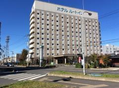 ホテルルートイン水戸県庁前