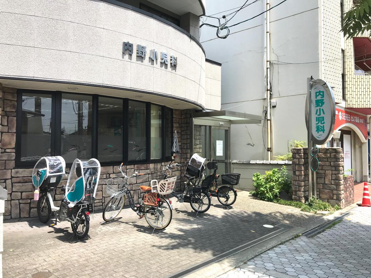 内野小児科医院_施設外観