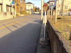 「鵜ノ森」バス停留所