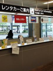バジェットレンタカー大分空港店