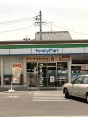 ファミリーマート 岐阜三田洞店_施設外観