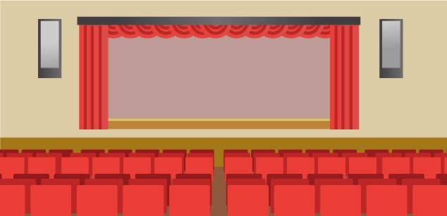 劇場・ホール・会館イメージ