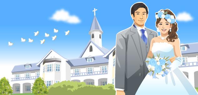 結婚式場イメージ