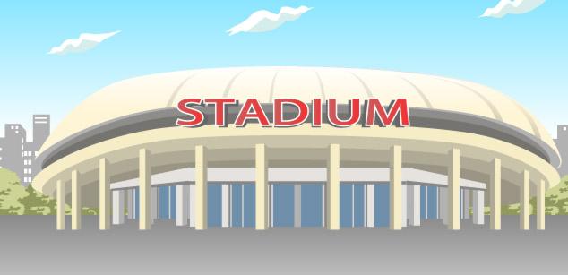 スポーツ施設イメージ